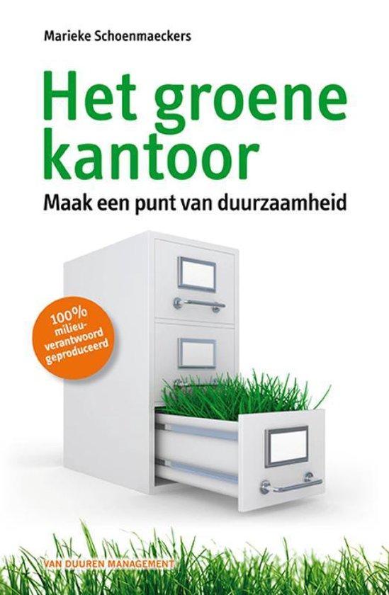 Het groene kantoor