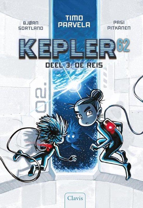 Kepler62 - De Reis deel 3 - Timo Parvela  