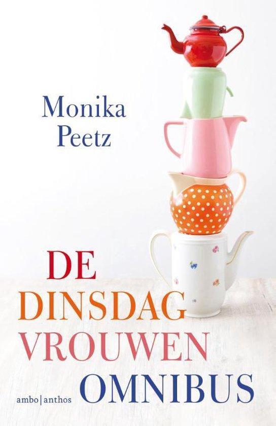 De dinsdagvrouwenomnibus - Monika Peetz |