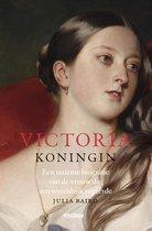 Boek cover Victoria, koningin van Julia Baird (Onbekend)