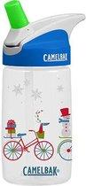 Camelbak Eddy Kids - Drinkfles - 400 ML - Bike Snow