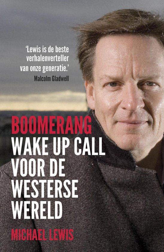 Boomerang - Michael Lewis |