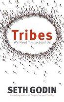 Boek cover Tribes van Seth Godin (Paperback)