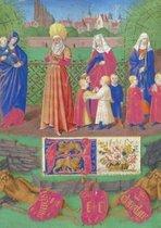 Carnet Ligne Sainte Anne Et Les Trois Marie