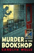 Omslag Murder in the Bookshop (Detective Club Crime Classics)