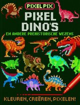 Pixel pix - Pixel dino's