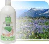 Warm & Tender - Alpenkruiden Stoombadmelk 500 ml