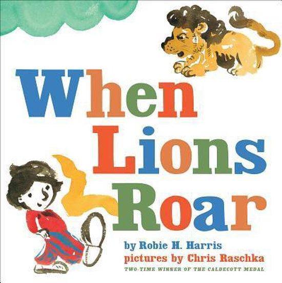 Boek cover When Lions Roar van Robie H. Harris (Hardcover)