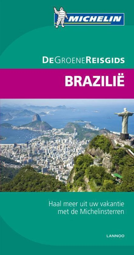 Groene Michelingids - De Groene Reisgids Brazilie - none |