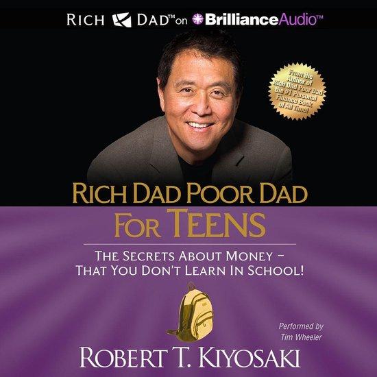Afbeelding van Rich Dad Poor Dad for Teens