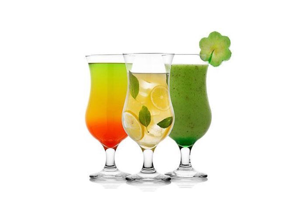 Cocktail glazen - 46 cl - 6 stuks