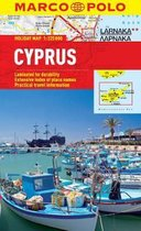 Marco Polo Cyprus Holiday Map