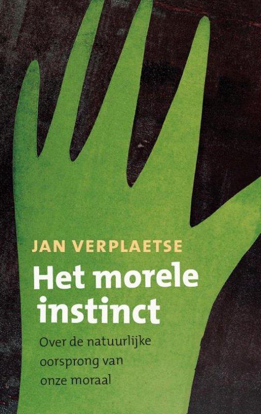 Het morele instinct - J. Verplaetse | Fthsonline.com