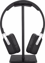Koptelefoon Houder - Staande Headset Houder - Hoofdtelefoon Stand / Standaard - Zwart