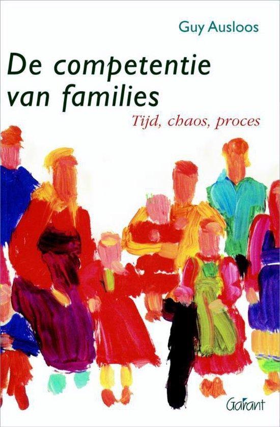De competentie van families - Guy Ausloos |