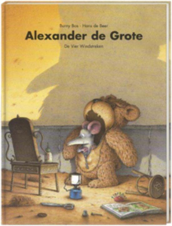 Alexander de Grote - Burny Bos |