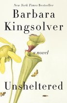 Boek cover Unsheltered van Barbara Kingsolver