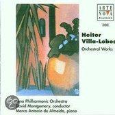 Villa-Lobos: Orchestral Works / Montgomery, Almeida, et al
