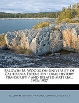 Baldwin M. Woods on University of California Extension