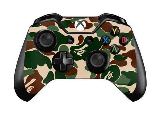 Camo – Xbox One Controller skin