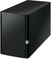 LinkStation 220 NAS 0TB 2 bay