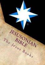 Boek cover Jesusonian Bible van The Jesus Books