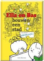 Prentenboek Ella en bas bouwen een