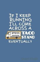 If I Keep Running I'll Come Across a Taco Stand Eventually Sheet Music