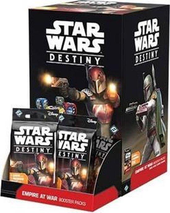 Afbeelding van het spel Star Wars Destiny - Empire At War Boosterbox