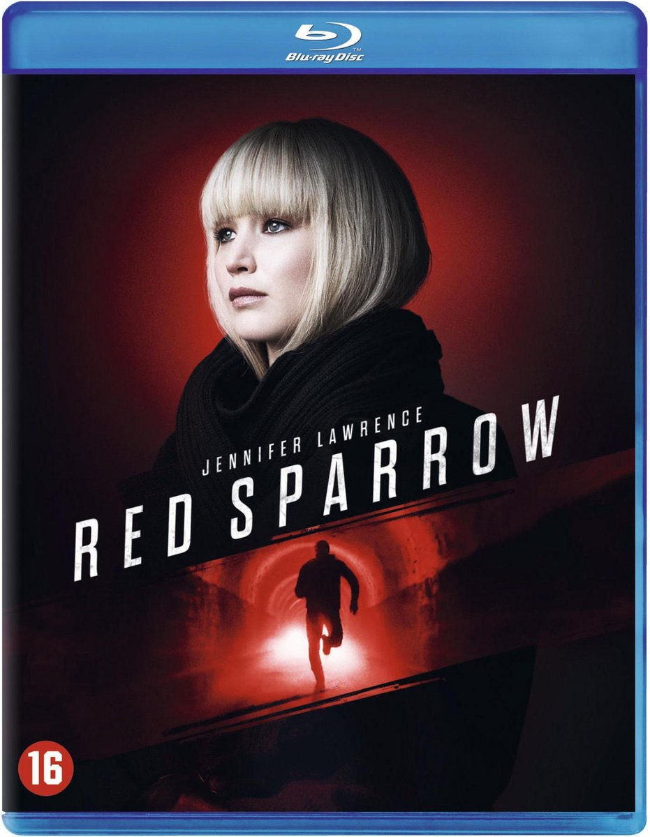 bol.com | Red Sparrow (Blu-ray) (Blu-ray), Jennifer Lawrence