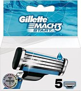 Gillette Mach 3 Start Razor Blades 5st