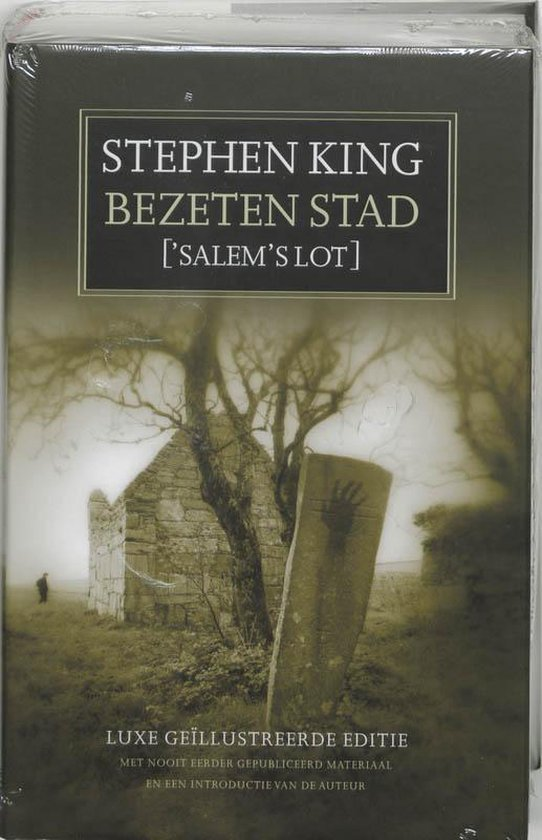 Bezeten stad - Stephen King | Readingchampions.org.uk