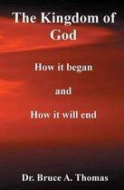 Boek cover The Kingdom of God van Dr Bruce A Thomas