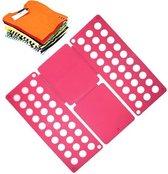 Kleding vouwplank - Roze - Uw kleding vouwen was nog nooit zo gemakkelijk!