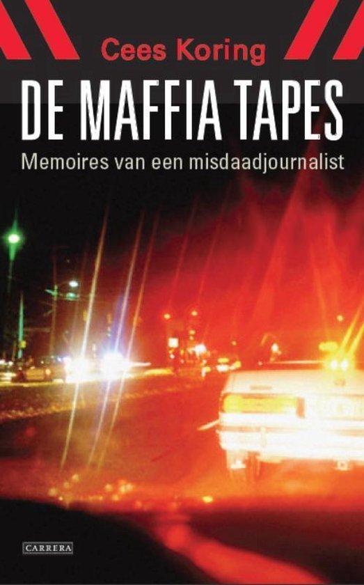 Cover van het boek 'De Maffia tapes' van Cees Koring
