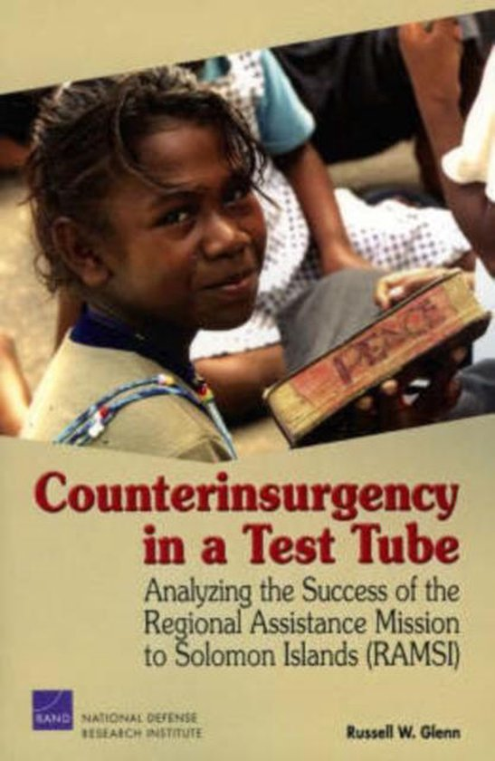 Counterinsurgency in a Test Tube