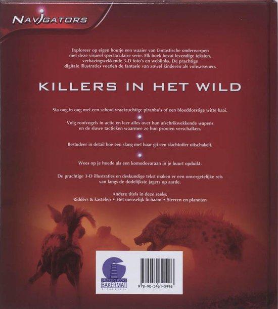 Killers in het wild - Claire Masurel  