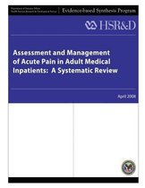 Assessment and Management of Acute Pain in Adult Medical Inpatients