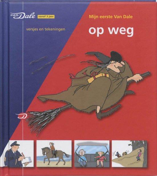 Boek cover Mijn Eerste Van Dale Op Weg van Liesbeth Schlichting (Hardcover)