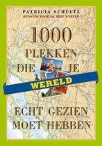1000 plekken serie - Wereld