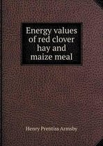 Energy Values of Red Clover Hay and Maize Meal