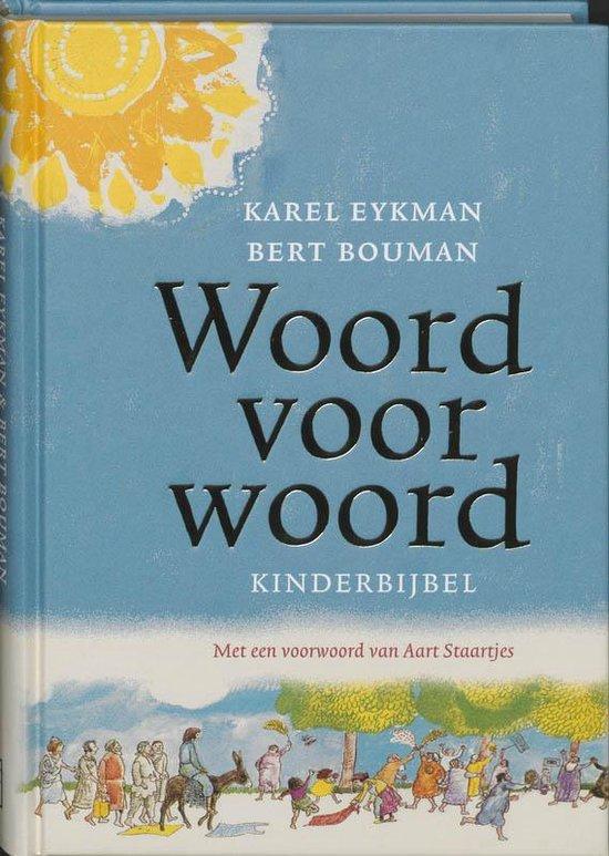 Woord voor Woord - Karel Eykman |