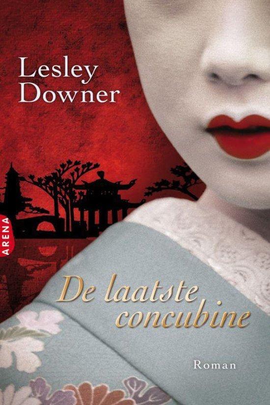 De laatste concubine - Lesley Downer |