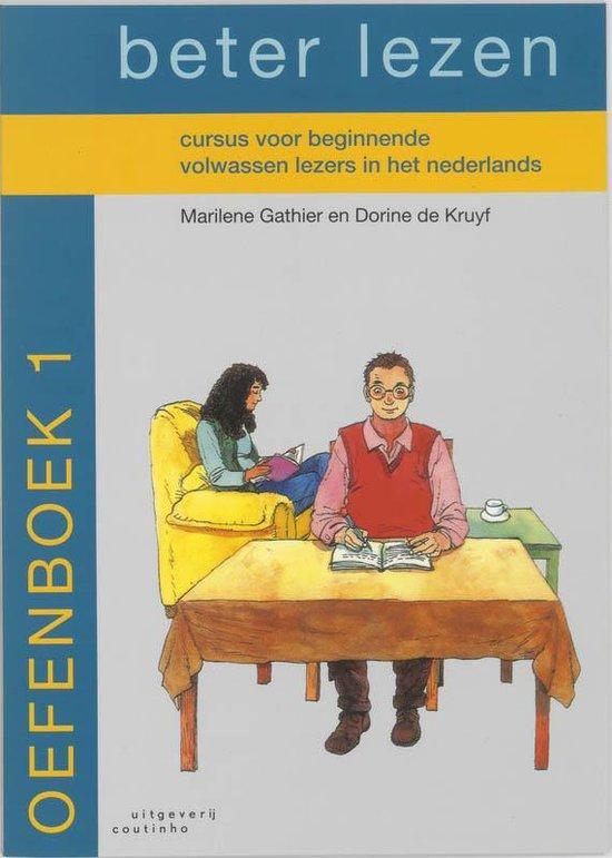 Oefenboek 1 Beter lezen - Marilene Gathier |