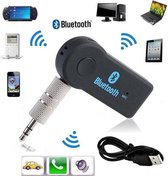 Bluetooth 3.1 Audio Music Streaming Adapter Receiver Handsfree Carkit & Thuisgebruik | MP3 Player 3.5mm AUX in Geweldige Geluidskwaliteit Stereo audio Output