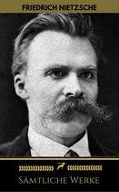 Friedrich Nietzsche: Sämtliche Werke (Golden Deer Classics)
