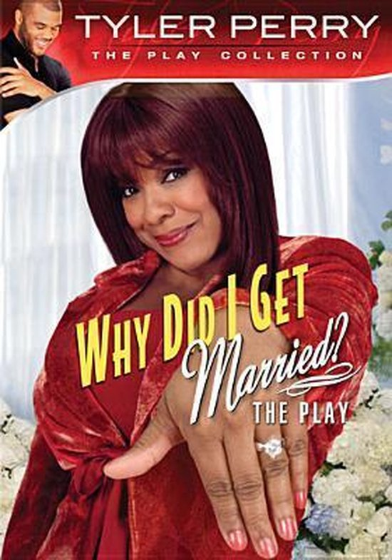 Cover van de film 'Why Did I Get Married'