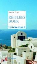 Reisleesboek Griekenland