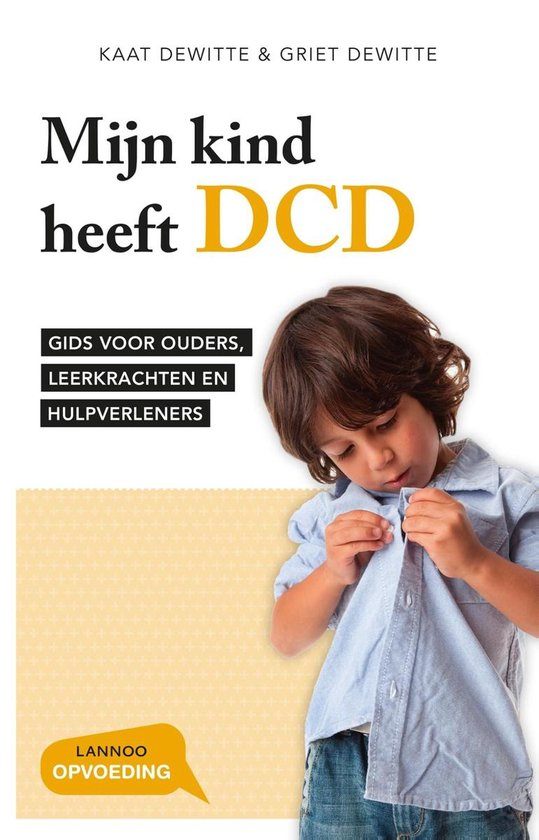 Mijn kind heeft DCD - Kaat Dewitte | Readingchampions.org.uk