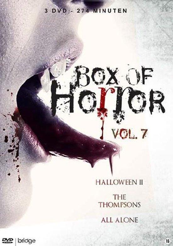 Cover van de film 'Box Of Horror 7'